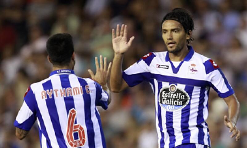 El deportivo La Coruña envío a los tribunales los documentos necesarios para renegociar sus deudas.  (Foto: AP)