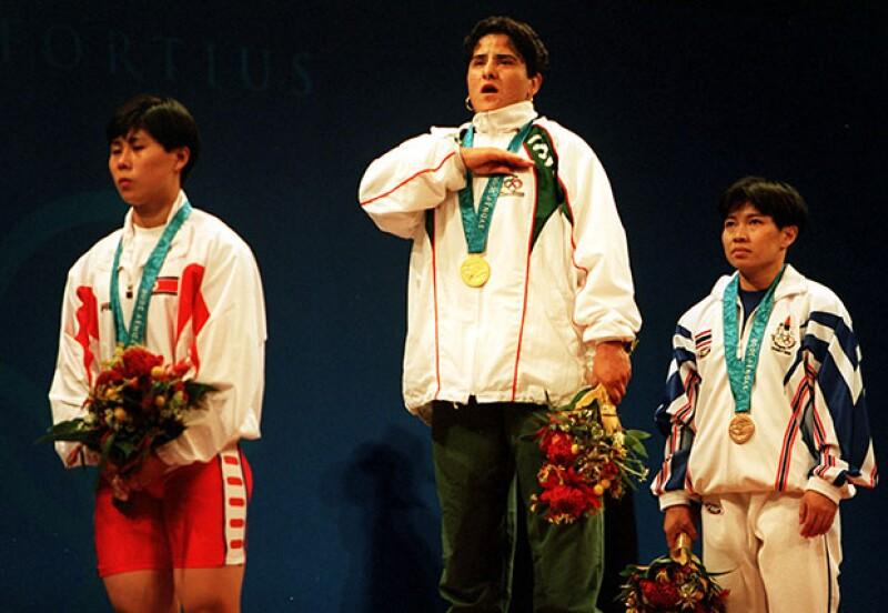Esta tarde se dio a conocer que perdió la vida quien fuera la primera mexicana con oro olímpico.