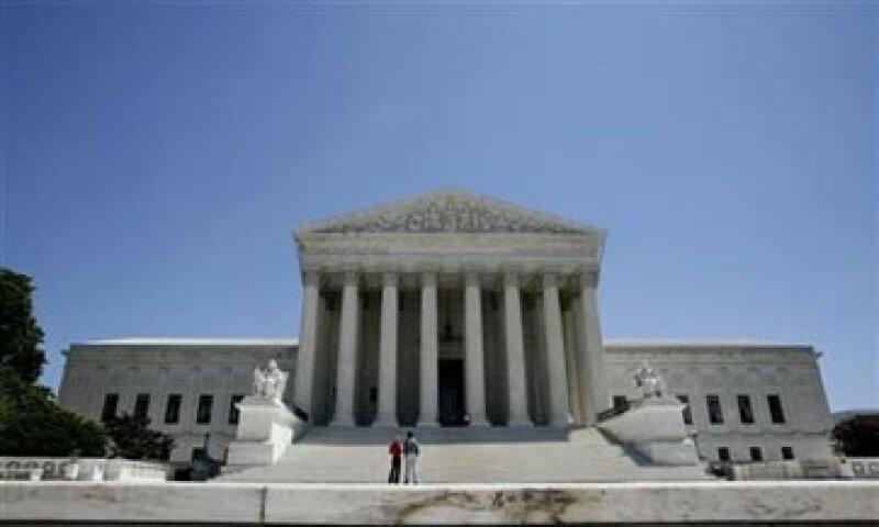 Los críticos de la legislación decían que la ley interfiere en la vida de las personas y en los asuntos de los estados. (Foto: Reuters)