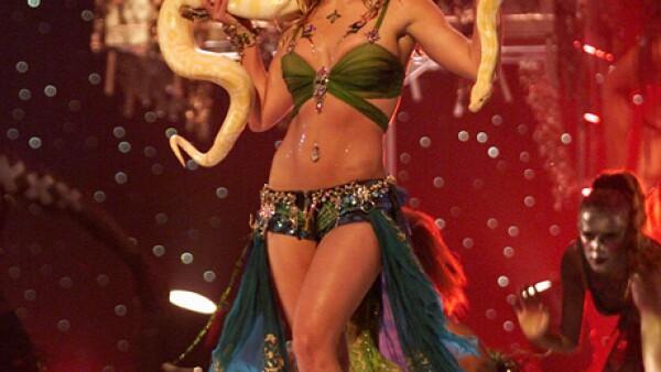 Britney Spears es una de esas personas que tenía fama, belleza y de pronto todo en su vida se derrumbó, dejando estragos físicos en su persona.