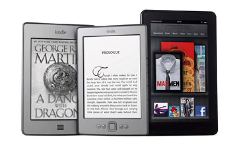 La nueva 'tablet' de Amazon, Kindle Fire, comenzará a distribuirse el 15 de noviembre. (Foto: Cortesía CNNMoney)