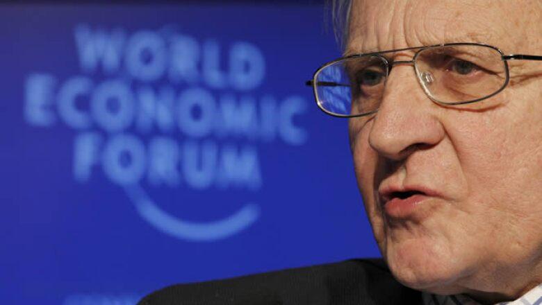 El presidente del Banco Central Europeo (BCE), Jean Claude Trichet, aseguró que la crisis económica estuvo cerca de ser una depresión total mundial, por lo que propuso mayores regulaciones en los bancos.
