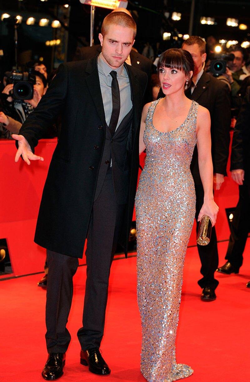 Robert Pattinson y Christina Ricci podrían estar iniciando un romance, según la revista Vogue.