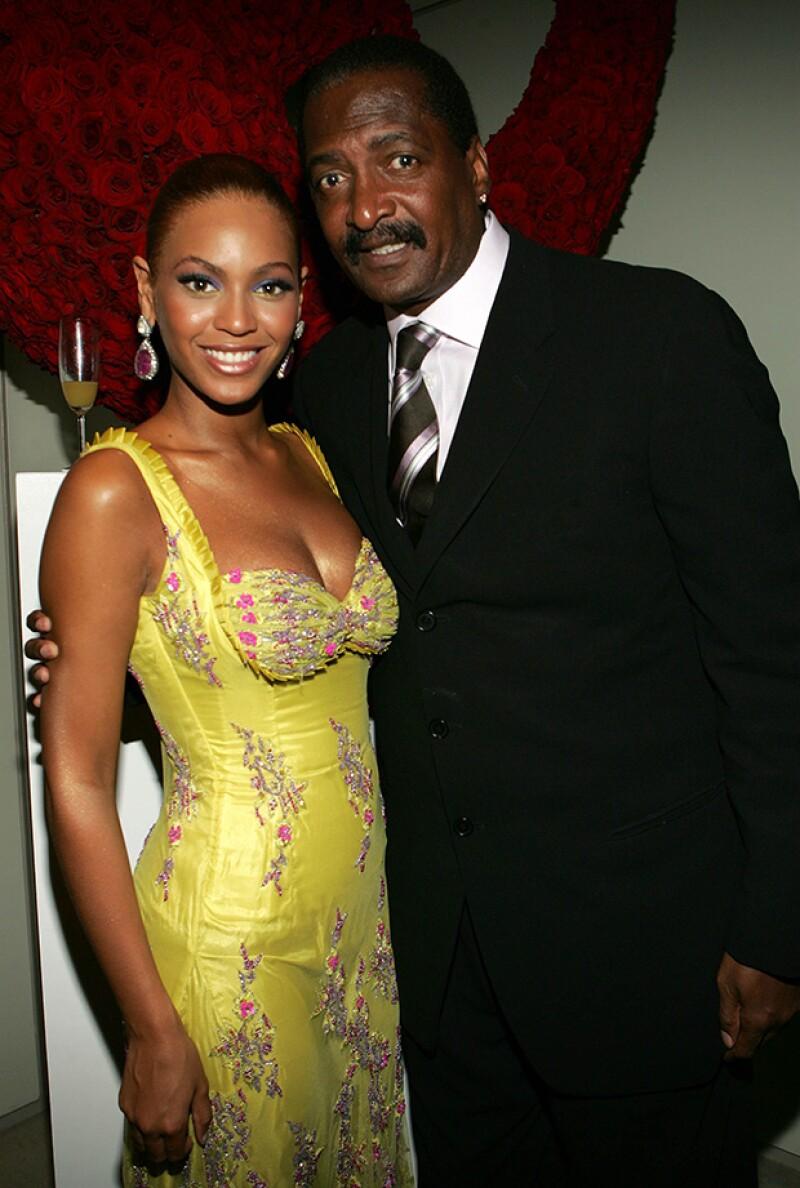 Mathew Knowles ha asegurado que nunca pegó a su hija cuando era pequeña, a pesar de que la letra de uno de los nuevos temas de Beyoncé parece insinuar lo contrario.