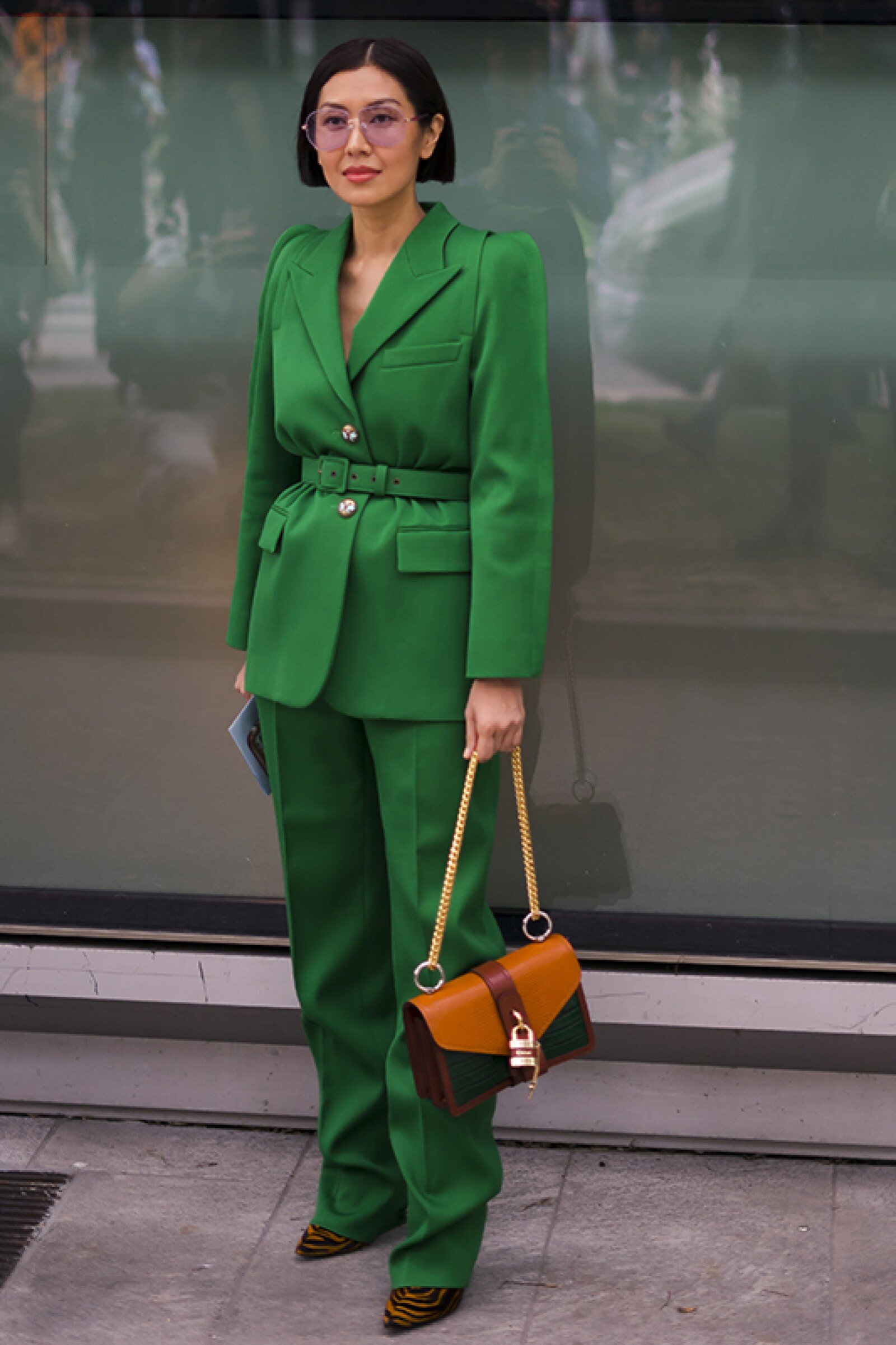 Street Style: September 19 - Milan Fashion Week Spring/Summer 2020