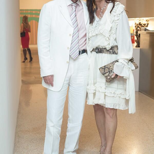 Jorge Pérez y Darleen Pérez