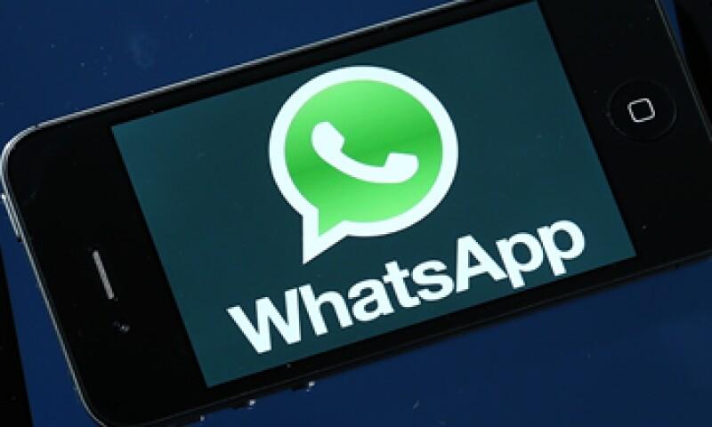 WhatsApp puede dejarte fuera si muchos usuarios te bloquean en un lapso breve de tiempo.  (Foto: AFP )