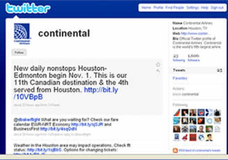 Las firmas aéreas encuentran numerosas quejas en las cuentas de Factbook y Twitter que tienen abiertas. (Foto: Especial)
