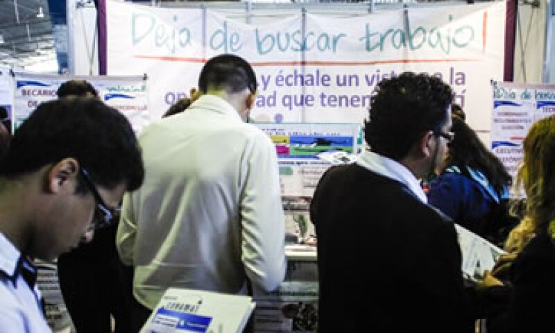 El empleo informal tuvo una disminución en el periodo de referencia. (Foto: Cuartoscuro)