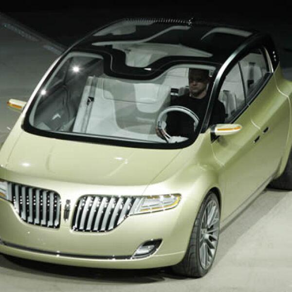 El Concept C de Lincoln es un ejemplo más de que el lujo no tiene que ser de gran tamaño.