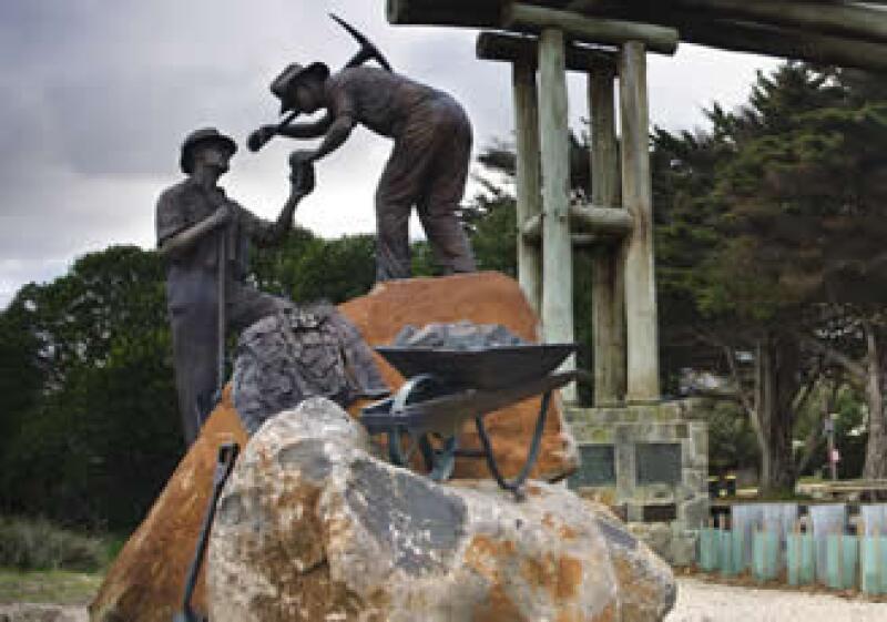 La mina produjo cerca de 100,500 onzas equivalentes de oro en el 2010. (Foto: Photos to Go)