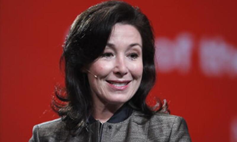 Antes de la renuncia de Ellison, Safra Catz  era directora financiera de Oracle. (Foto: Getty Images)