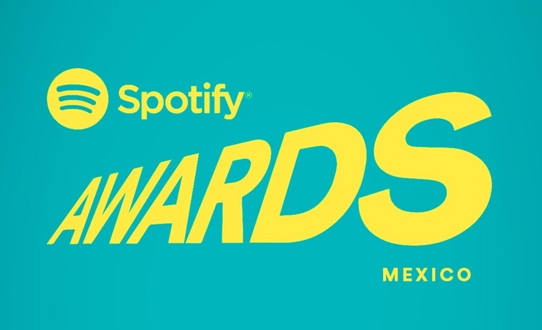 Resultado de imagen de spotify awards