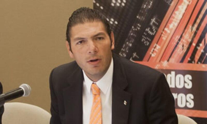 Carlos Hank es miembro de la familia González que controla alrededor del 11% de Banorte. (Foto: Cuartoscuro )