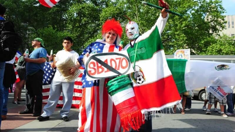 sb1070, ley antiinmigrante
