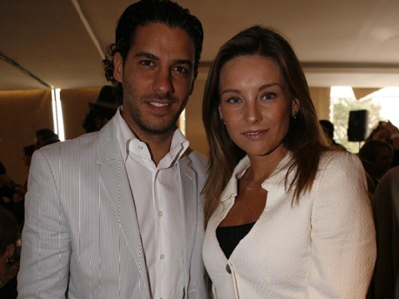 Erick Elías y Dominika Paleta fueron parte del jurado VIP.