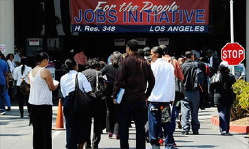 La OCDE señaló que el empleo debe estar al inicio de la agenda política. (Foto: Cortesía CNNMoney.com)