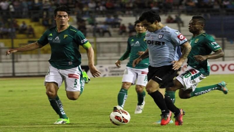 Leon, Deportes Iquique, Copa Libertadores