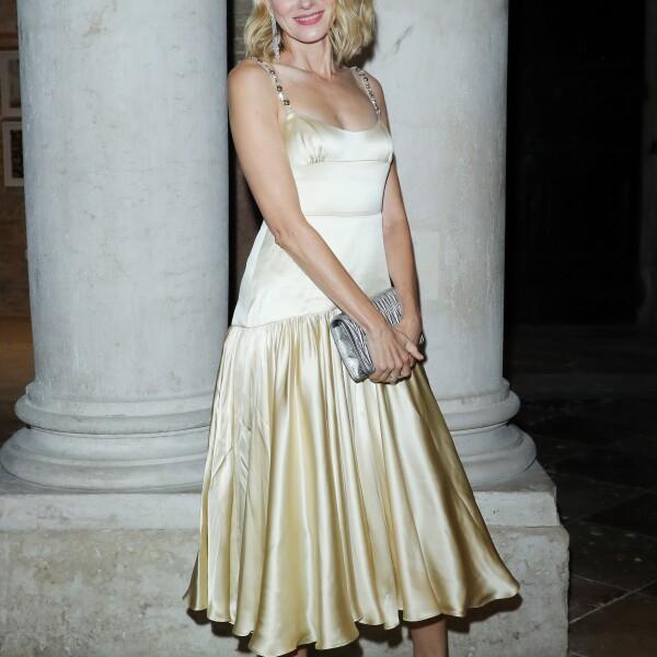 Princesa moderna: Naomi Watts