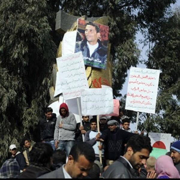 Túnez - Bouazizi - viernes 17 dic