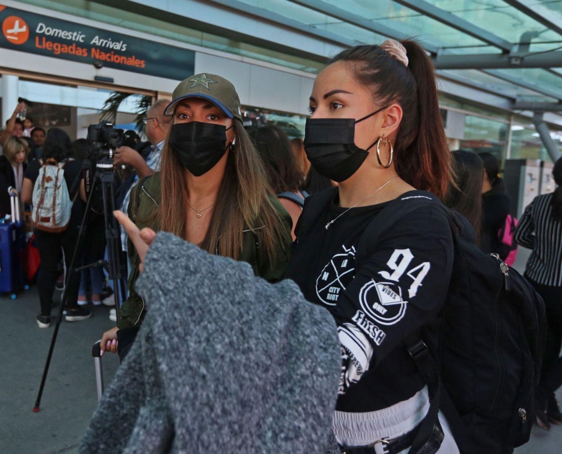 Pasajeros que arriban a Jalisco se Previenen por brote de Coronavirus que afecta a China.