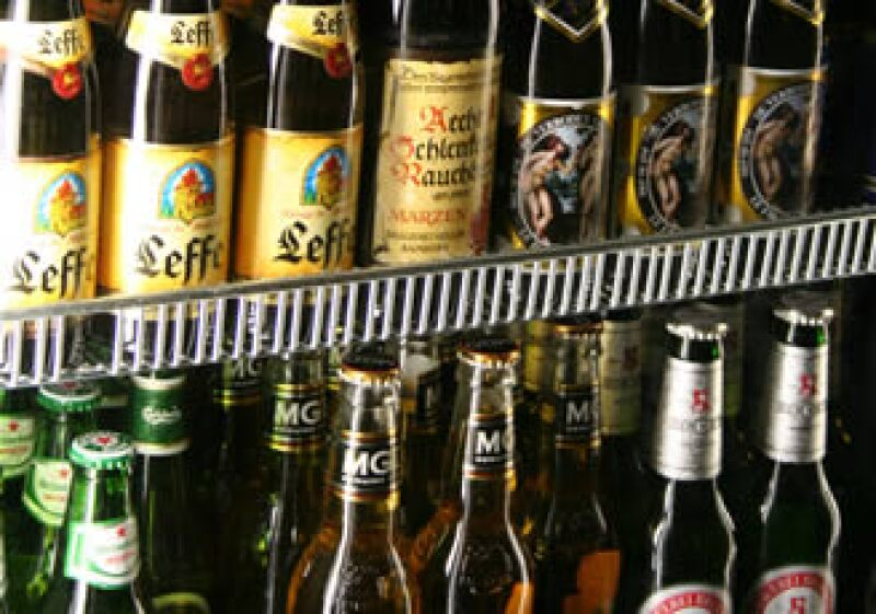 La cerveza artesanal representa actualmente el 0.2% del mercado, pero estiman para 2016 una participación del 1%.(Foto: Cortesía SXC)