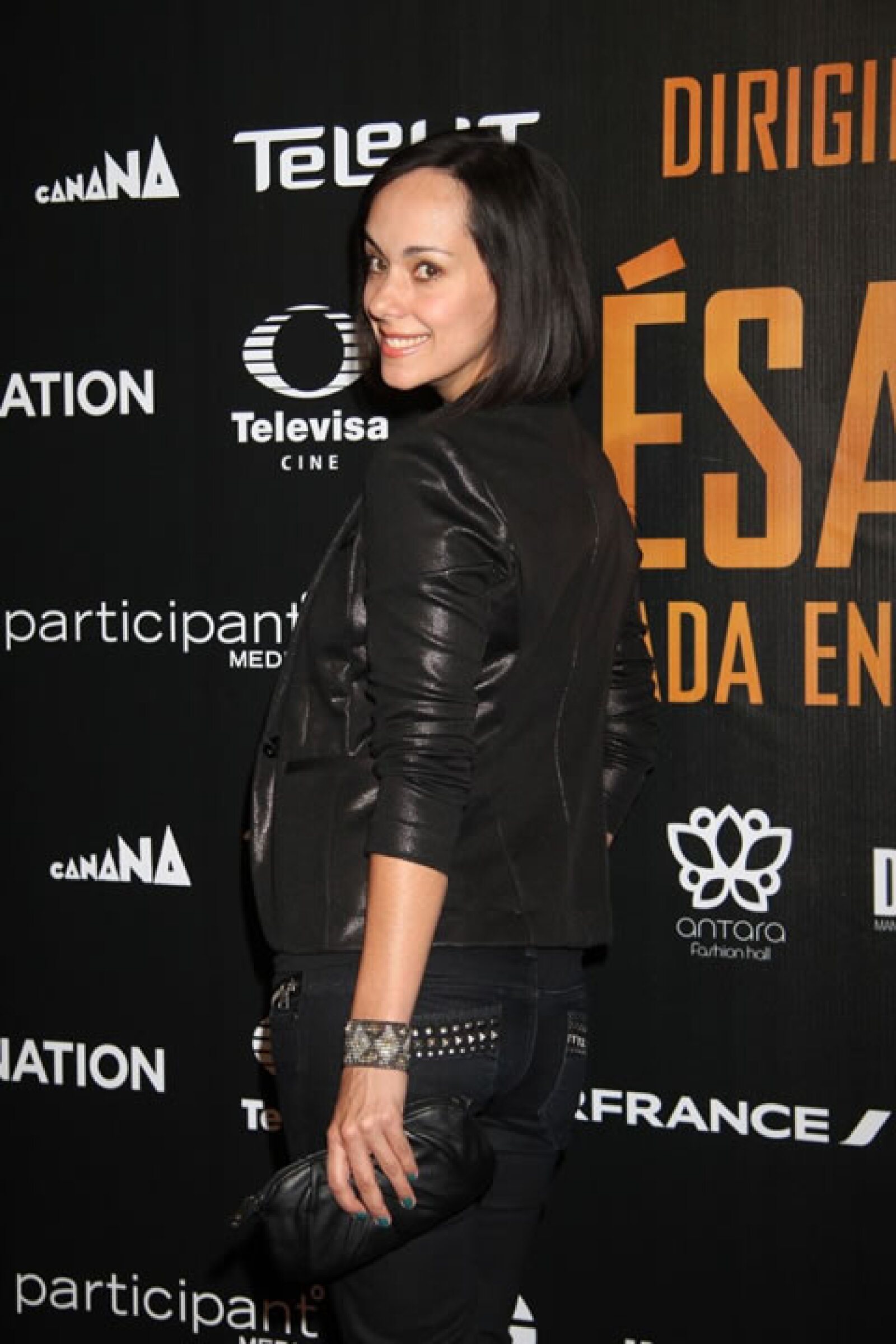 Gabriela de la Garza.