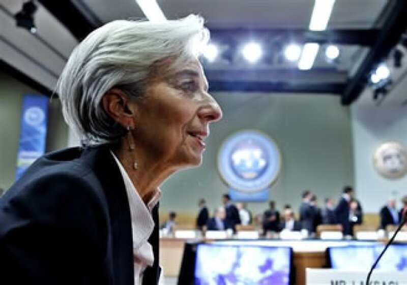 Alemania y Gran Bretaña ya han expresado su apoyo para que Lagarde encabece el FMI (Foto: AP)