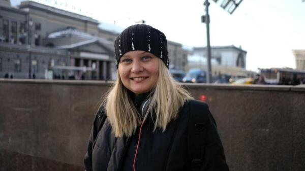Anna Podorogina, 34 años