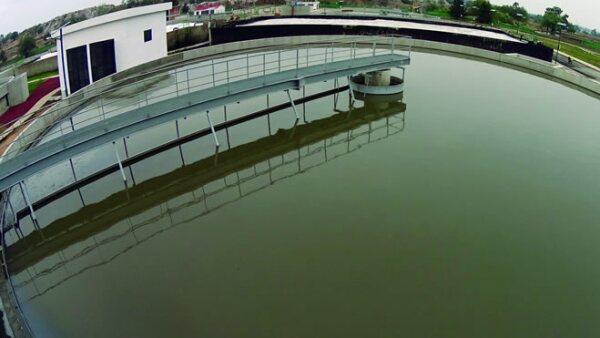 Planta de tratamiento de agua Edomex