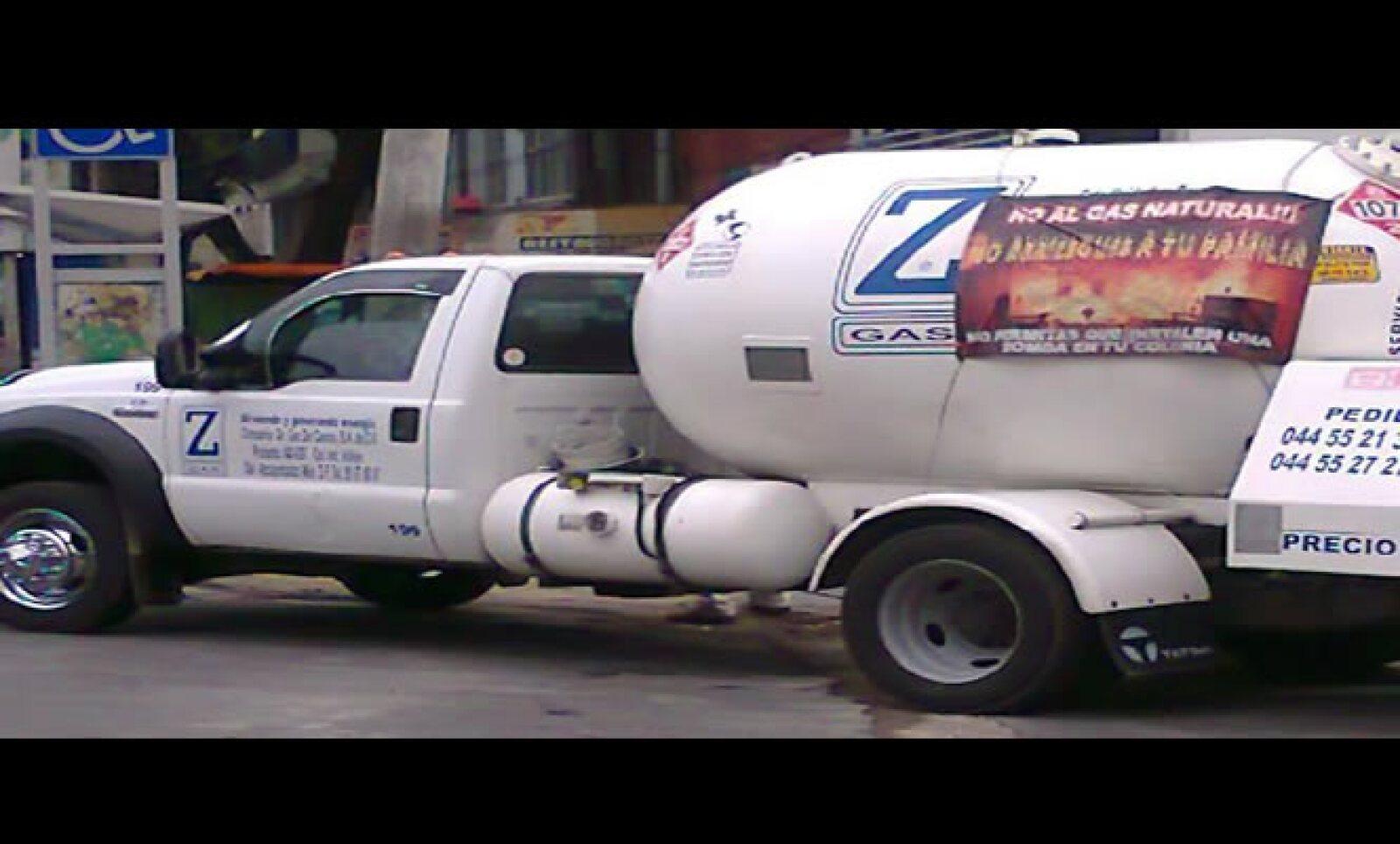 El gremio de gas natural dijo que han sufrido el bloque de vías para desplegar su infraestructura.
