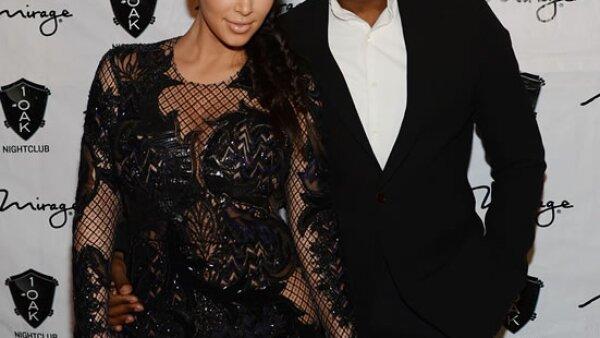 Kim Kardashian y Kanye West confirmaron ayer que esperan su primer bebé. Seguramente este embarazo dará mucho de qué hablar este año.