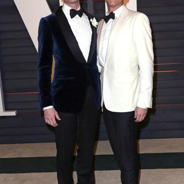 Neil Patrick Harris y David Burtka