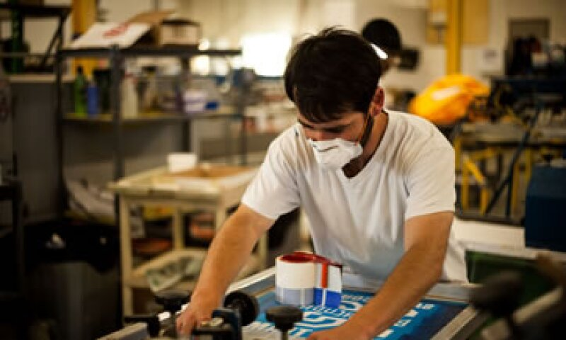 Economistas esperaban que la producción industrial creciera 0.4%. (Foto: Getty Images)