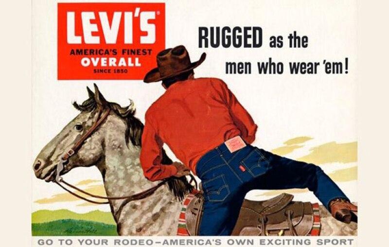 En 1873 cuando Levi Strauss inventó los blue jeans tal y como los conocemos hoy en día
