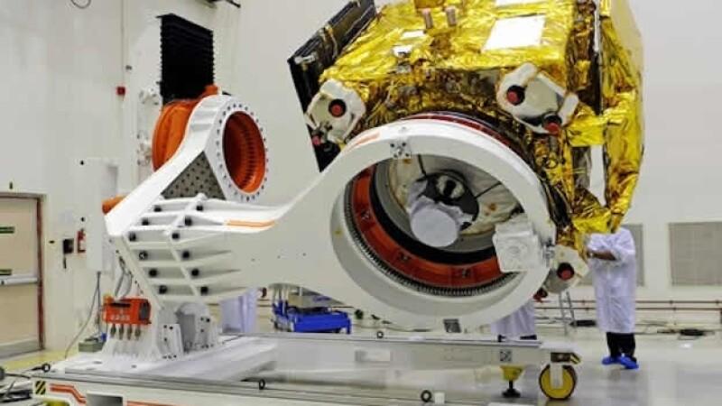 nave espacial india