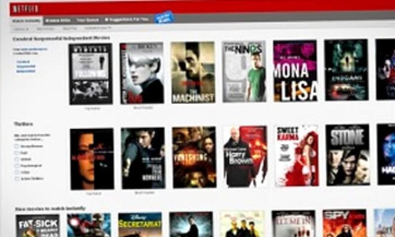 Una empresa mediática con recursos podría ayudar a financiar las operaciones futuras de Netflix. (Foto: Cortesía Fortune)