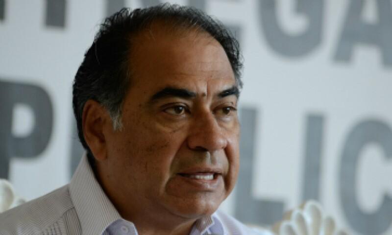 Astudillo dijo que en el operativo de búsqueda participaron la Sedena y la PF. (Foto: Cuartoscuro)