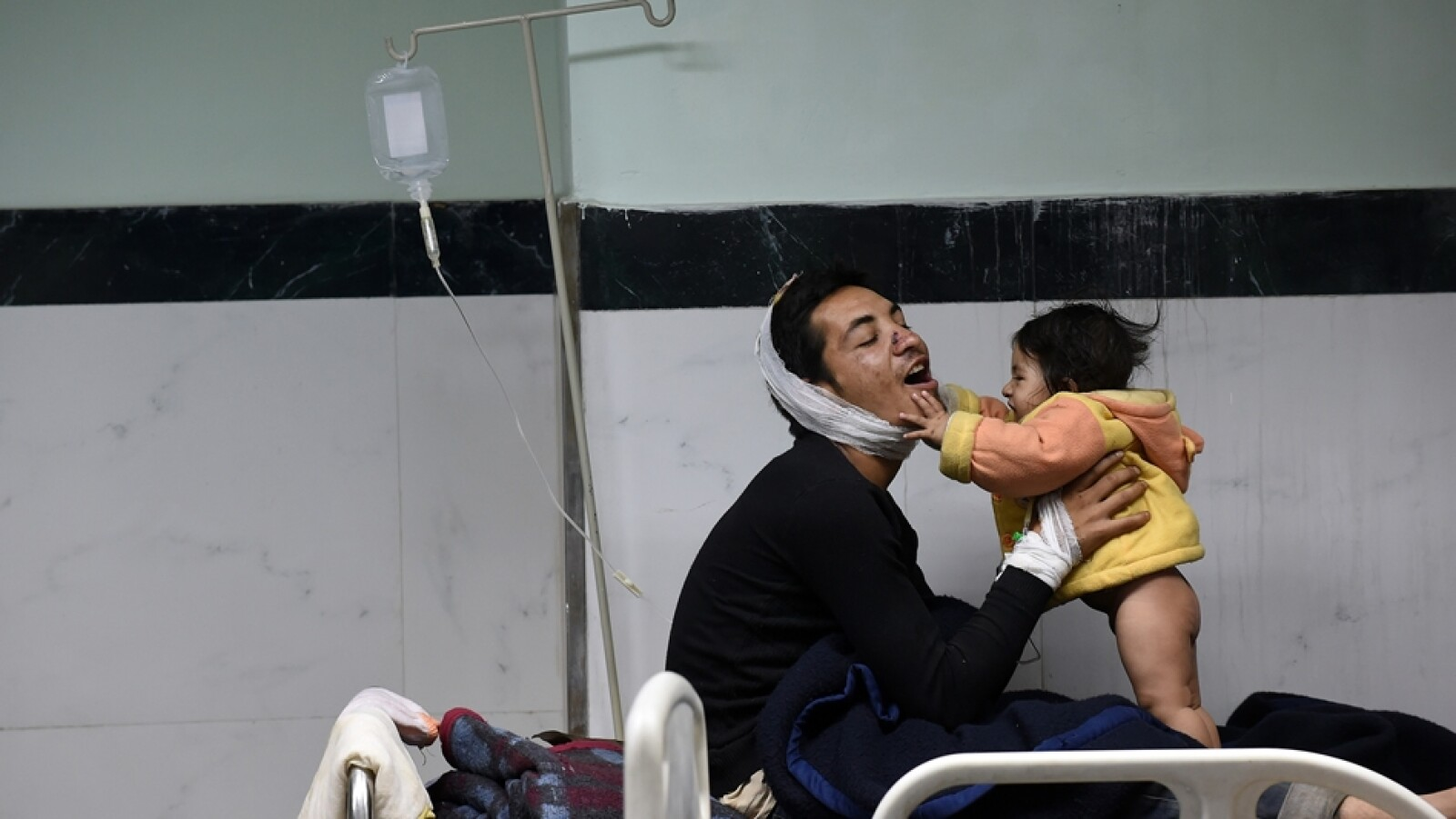 Suresh Parihar sobreviviente sismo Nepal