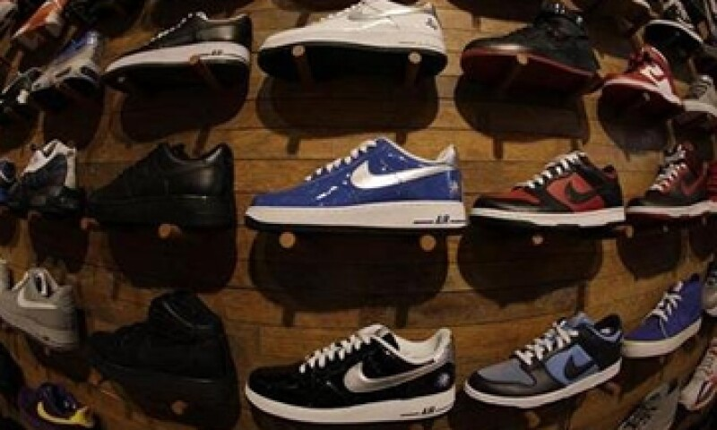 Nike registró un aumento de 8% en pedidos de tenis y ropa que serán entregados entre junio y noviembre. (Foto: Reuters)