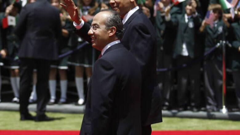 El presidente mexicano dio su discurso en inglés y español, donde propuso iniciar esa una nueva era en los ámbitos de seguridad, migración y desarrollo.