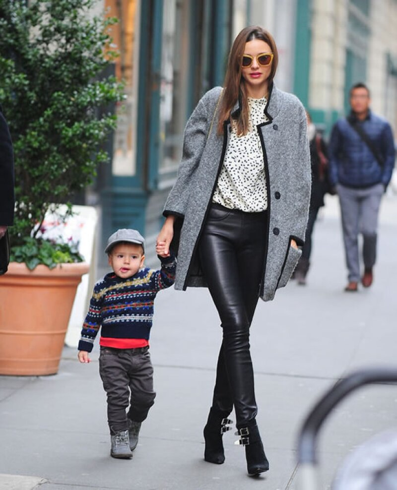 Renunciar a ser un ángel de Victoria Secret por pasar más tiempo con su pequeño Flynn, sin duda hace a Miranda Kerr una de las mamás más cool del momento.