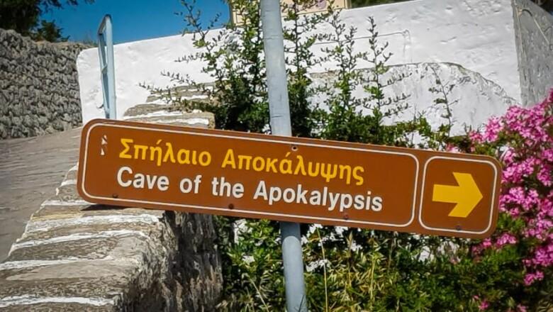 La cueva sagrada.