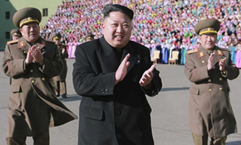 La película The Interview es una parodia sobre el líder norcoreano Kim Jong Un. (Foto: Reuters)