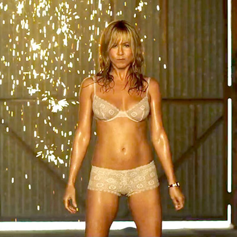Jennifer Aniston Körper