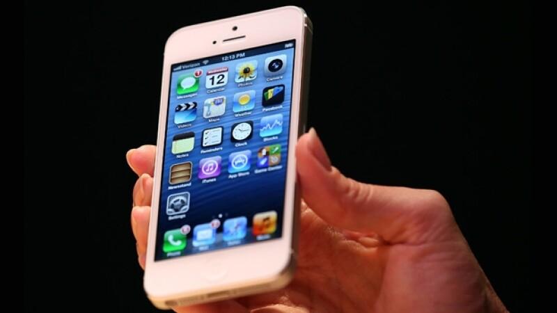 iphone 5 12septiembre 2012