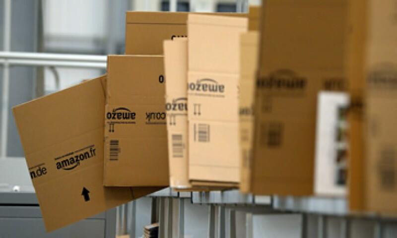 Amazon también registró ingresos por 20,580 mdd, menores a los esperados por el mercado.  (Foto: AFP)