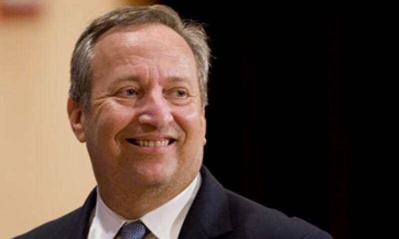 Larry Summers dijo que Estados Unidos no será capaz de alcanzar su crecimiento pleno porque todos están ahorrando demasiado. (Foto: Getty Images)