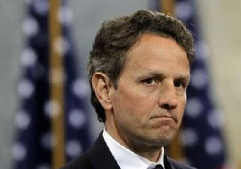 El secretario del tesoro de Estados Unidos, Tim Geithner, dijo que habrá una lenta recuperación económica. (Foto: Reuters)