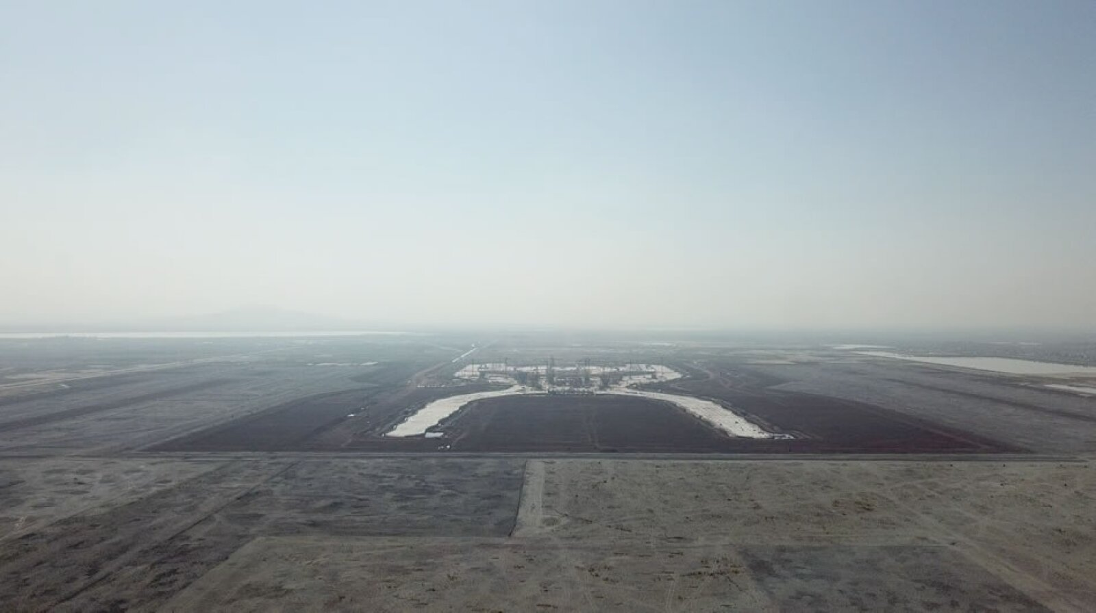 Nuevo Aeropuerto en Texcoco
